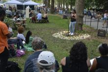 Poetry Readings, July 28, 2019, 07/28/2019, The New York City Poetry Festival