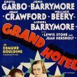 Films, July 05, 2019, 07/05/2019, Grand Hotel (1932): Oscar Winning Drama With Greta Garbo