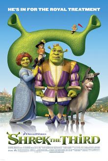Films, August 02, 2019, 08/02/2019, Shrek the Third (2007): Third Of The Animation Series