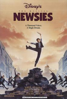 Films, July 30, 2019, 07/30/2019, Newsies (1992): Musical On The Strike Of The Newsboys
