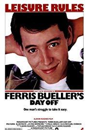 Movie in a Parks, July 24, 2019, 07/24/2019, Ferris Bueller's Day Off (1986): Comedy with Matthew Broderick, Jeffrey Jones, Jennifer Grey (Outdoors)