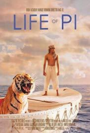 Movie in a Parks, August 14, 2019, 08/14/2019, Life of Pi (2012): 4-Time Oscar Winner (Outdoors)
