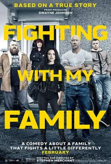 Films, September 12, 2019, 09/12/2019, Fighting with My Family (2019): Sports Comedy Based On A True Story With Dwayne Johnson