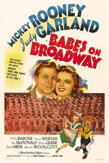 Films, August 08, 2019, 08/08/2019, Babes on Broadway (1941): Oscar Nominated Musical