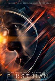 Films, July 19, 2019, 07/19/2019, First Man (2018): Oscar-Winning Neil Armstrong Biopic with Ryan Gosling, Kyle Chandler (Outdoors)