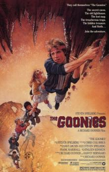 Films, August 09, 2019, 08/09/2019, The Goonies (1985): Boys In Search Of Treasure