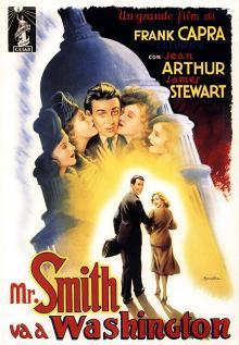 Films, August 14, 2019, 08/14/2019, Mr. Smith Goes to Washington (1939): Oscar Winning Comedy Drama By Frank Capra
