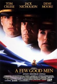 Films, August 21, 2019, 08/21/2019, A Few Good Men (1992): Four Time Oscar Nominated Drama With Tom Cruise, Jack Nicholson And Demi Moore
