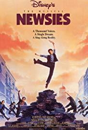 Movie in a Parks, July 12, 2019, 07/12/2019, Newsies (1992): Musical with Christian Bale, Bill Pullman, Robert Duvall (Outdoors)