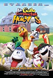 Movie in a Parks, July 29, 2019, 07/29/2019, Huevos: Little Rooster's Egg-cellent Adventure (2015): Animated Adventure (Outdoors)