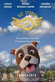 Movie in a Parks, July 03, 2019, 07/03/2019, Sgt. Stubby: An American Hero (2018): A True Story of World War I (Outdoors)