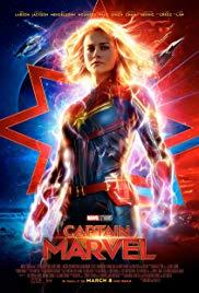 Movie in a Parks, August 01, 2019, 08/01/2019, Captain Marvel (2019): Superheroics with Brie Larson, Samuel L. Jackson, Jude Law (Outdoors)