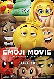 Movie in a Parks, July 16, 2019, 07/16/2019, The Emoji Movie (2017): Animated Adventure (Outdoors)