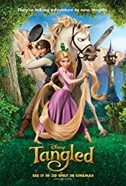 Movie in a Parks, July 28, 2019, 07/28/2019, Tangled (2010): Disney Take on Rapunzel (Outdoors)