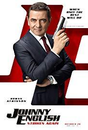 Movie in a Parks, July 31, 2019, 07/31/2019, Johnny English Strikes Again (2018): James Bond Parody (Outdoors)