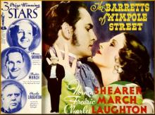 Films, July 01, 2019, 07/01/2019, The Barretts of Wimpole Street (1934): Two Time Oscar Nominated Drama With Norma Shearer