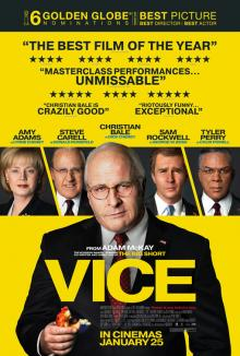 Films, July 19, 2019, 07/19/2019, Vice (2018): Oscar Winning Story Of Dick Cheney