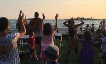 Workshops, July 27, 2019, 07/27/2019, African Drumming & Dance