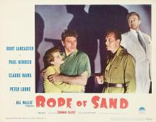 Films, July 24, 2019, 07/24/2019, Rope of Sand (1949): In Search Of Diamonds In South West Africa