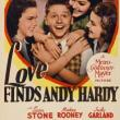 Films, July 08, 2019, 07/08/2019, Love Finds Andy Hardy (1938): Romantic Comedy With Judy Garland