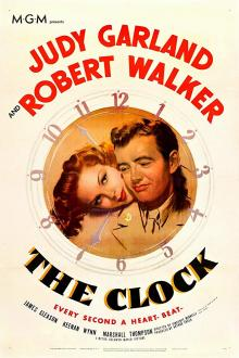 Films, July 20, 2019, 07/20/2019, The Clock (1945): Soldier Finds Love At A Train Station