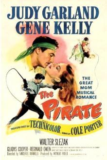 Films, July 24, 2019, 07/24/2019, The Pirate (1948): Oscar Nominated Musical Comedy With Judy Garland