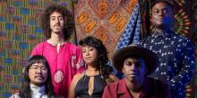Concerts, July 10, 2019, 07/10/2019, Group That Blends Prog Rock, Jazz and Sudanese Pop