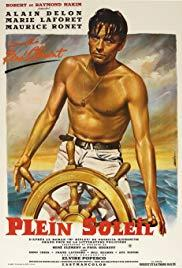 Movie in a Parks, July 10, 2019, 07/10/2019, Purple Noon (1960): French Drama (Outdoors)