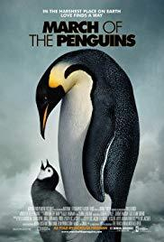 Movie in a Parks, August 21, 2019, 08/21/2019, March of the Penguins (2005): Oscar-Winning Documentary (Outdoors)