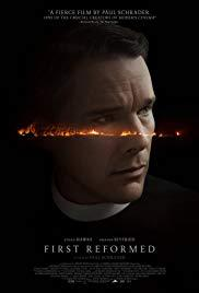 Films, July 17, 2019, 07/17/2019, First Reformed (2017): Tormented Minister Drama with Ethan Hawke, Amanda Seyfried, Cedric the Entertainer