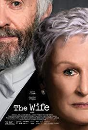 Films, July 31, 2019, 07/31/2019, The Wife (2017): Drama with Glenn Close, Jonathan Pryce, Christian Slater