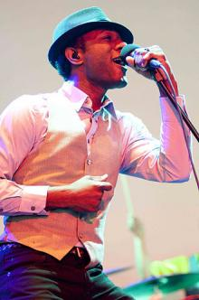 Concerts, August 16, 2019, 08/16/2019, Aloe Blacc: California Rapper and Singer