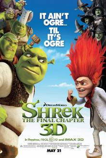 Films, August 14, 2019, 08/14/2019, Shrek Forever After (2010): Final Of The Famous Animation Series