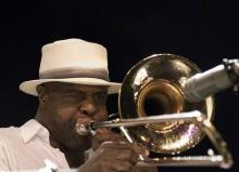 Concerts, August 16, 2019, 08/16/2019, Trombonist Has Performed with a Who's Who of Important Jazz Figures