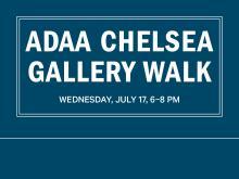 Others, July 17, 2019, 07/17/2019, Chelsea Gallery Walk 2019