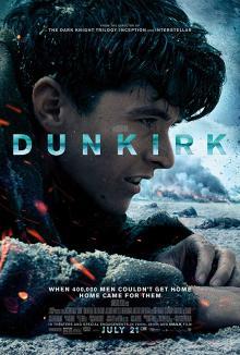 Films, August 02, 2019, 08/02/2019, Christopher Nolan'sDunkirk (2017): Three Time Oscar Winning World War II Drama