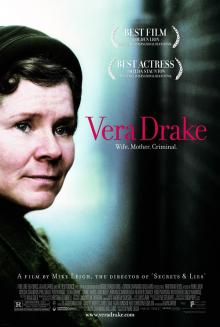 Films, August 16, 2019, 08/16/2019, Vera Drake (2004): Three Time Oscar Nominated Story Of An Abortionist In 1950s Britain