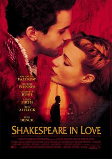 Films, August 23, 2019, 08/23/2019, Shakespeare in Love (1998): Seven Time Oscar Winning Drama