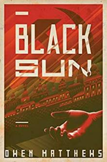 Author Readings, July 23, 2019, 07/23/2019, Black Sun: A Chilling and Fast-Paced Thriller