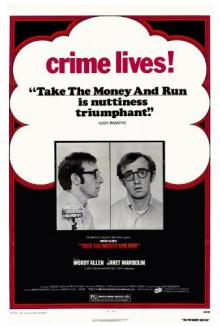 Films, August 13, 2019, 08/13/2019, Take the Money and Run (1969): Crime Comedy By And With Woody Allen