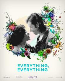Films, August 24, 2019, 08/24/2019, Everything, Everything (2017): She Is In Love With The Boy Next Door