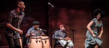 Dance Performances, August 17, 2019, 08/17/2019, La Rumba Llama: Authentic Cuban Rumba