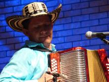 Concerts, August 22, 2019, 08/22/2019, One of Colombia's Leading Vallenato and Cumbia Players