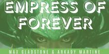 Author Readings, August 06, 2019, 08/06/2019, Empress of Forever: Universe-Spanning Action