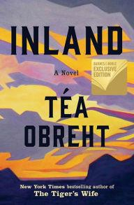 Author Readings, August 13, 2019, 08/13/2019, Inland: A Stunning Tale of Perseverance