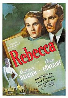Films, August 27, 2019, 08/27/2019, Alfred Hitchcock's Rebecca (1940): Two Time Oscar Winning Mystery Drama