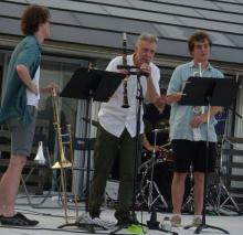 Concerts, July 24, 2019, 07/24/2019, Summer Concert: Traditional Jazz