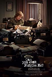Films, August 14, 2019, 08/14/2019, Can You Ever Forgive Me? (2018): Comedy-Drama with Melissa McCarthy, Jane Curtin