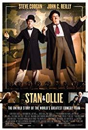 Films, August 21, 2019, 08/21/2019, Stan & Ollie (2018): Biopic with Steve Coogan, John C. Reilly