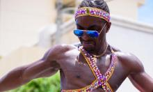 Dance Performances, August 24, 2019, 08/24/2019, Afro-Soca Dance: Colorful and Rhythmic